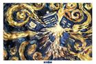 """DOCTOR WHO - Rä""""Jä""""HTä""""Vä"""" TARDIS JULISTE"""
