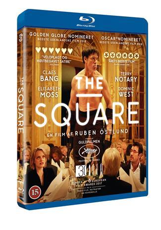 The Square (2017, Blu-Ray), elokuva