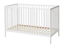 BabyDan Sänky Comfort 60x120