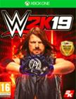 WWE 2K19, Xbox One -peli