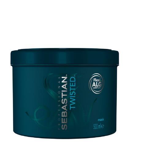 Sebastian - Twisted Curl Mask 500 ml