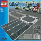 Lego City 7280, suora tie ja risteys