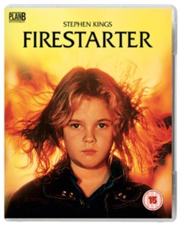 Firestarter (1984, Blu-Ray), elokuva