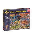 Jumbo Palapeli Jan van Haasteren The Roller Disco 1000
