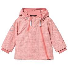 Nylon Baby jacket Stribes Mauveglow80 cm