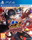Persona 5: Dancing in Starlight, PS4-peli