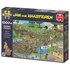Jumbo Palapeli Jan van Haasteren Mudracers 1000