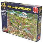 Jumbo Palapeli Jan van Haasteren The Park 1000
