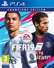 FIFA 19 Champions Edition, PS4-peli