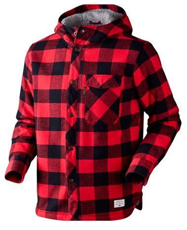Seeland Canada Lumber - Takki - Red Check - L