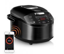 SkyCooker Bluetooth/WiFi-ohjattava Slowcooker Multitoiminnolla 5L, Slow cooker