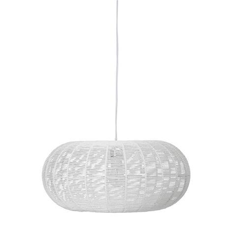 Pendeli Ø 50x23 cm - valkoinen, Koristeet