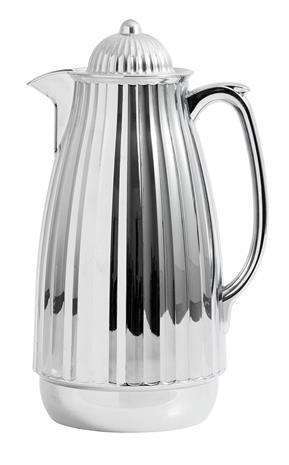 Termoskanna Ø 13x29 cm - Silver, Termoskannu