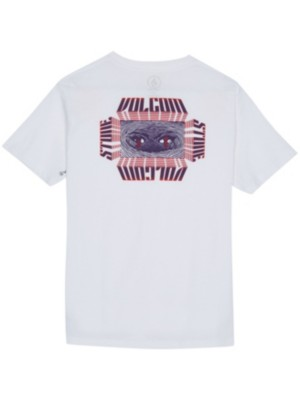 Volcom Black Hole Basic T-Shirt Boys white Jätkät