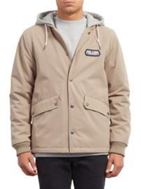 Volcom Highstone Jacket khaki Miehet