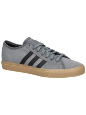 adidas Skateboarding Matchcourt RX Skate Shoes grey four / core black / gum4 Miehet