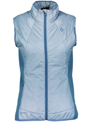 Scott Insuloft Light Vest blue haze / denim blue Naiset