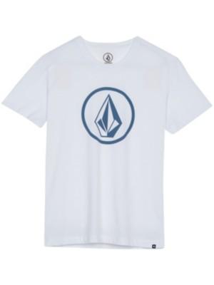 Volcom Classic Stone Dd T-Shirt Boys white Jätkät