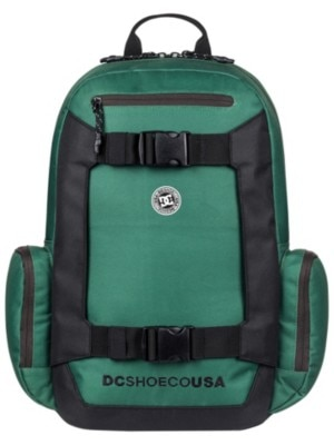 DC Chalked Up Backpack hunter green Miehet