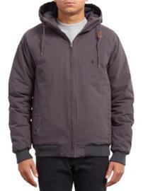 Volcom Hernan Coaster Jacket asphalt black Miehet