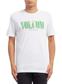 Volcom Lifer Dd T-Shirt white Miehet
