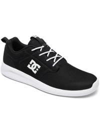 DC Midway Sneakers black / white Miehet