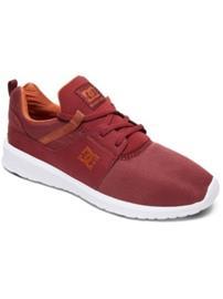 DC Heathrow Sneakers maroon Miehet