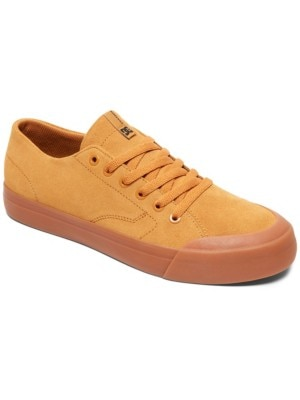 DC Evan LO Zero Sneakers wheat Miehet
