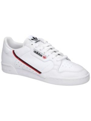 adidas Originals Coninental 80 Sneakers ftwr white / scarlet / colleg Miehet