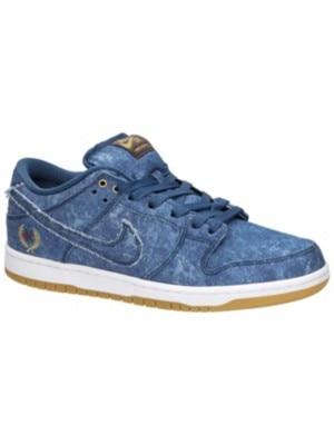 Nike SB Dunk Low Skate Shoes hydrogen blue / hydrogen bl Miehet