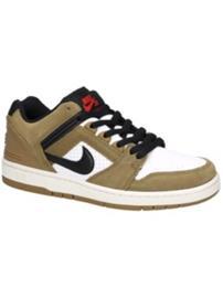 Nike Air Force II Low Skate Shoes lichen brown / black / white / Miehet