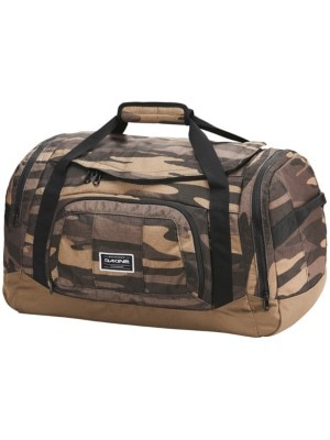 Dakine Descent Duffle 70L Bag field camo