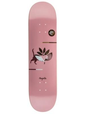 Magenta Cat M 8.0'' Skate Deck uni