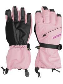 Burton Vent Gloves Boys sea pink Jätkät
