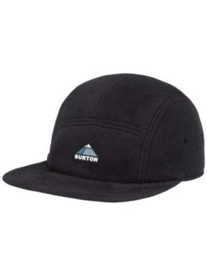 Burton Cordova Fleece Cap true black Miehet