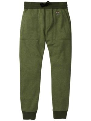 Burton Oak Jogging Pants clover heather Miehet