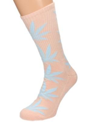 HUF Melange Plantlife Socks coral haze Miehet