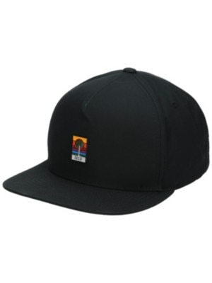 HUF Palm Snabpack Cap black Miehet