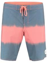 O'Neill For The Ocean Boardshorts blue aop w / red Miehet