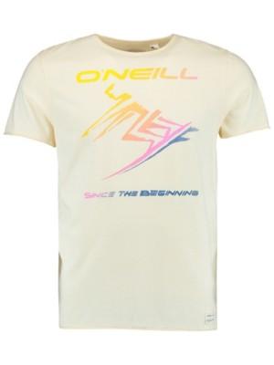 O'Neill The 80'S T-Shirt creme brulee Miehet