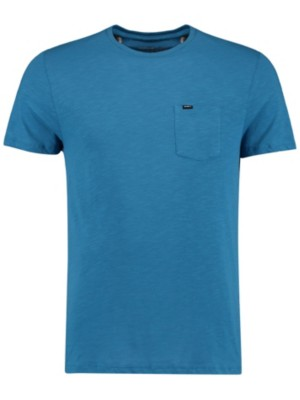 O'Neill Jacks Base Slim Fit T-Shirt deep water blue Miehet