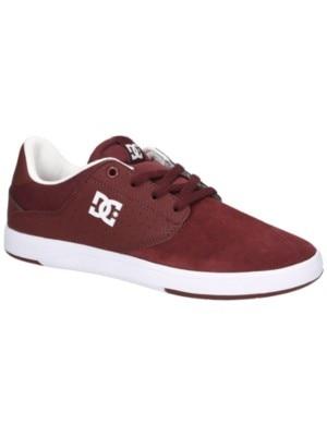 DC Plaza TC S Skate Shoes maroon Miehet