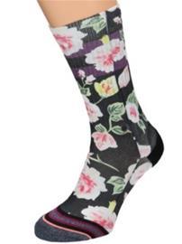 Stance Overjoyed Socks black Naiset
