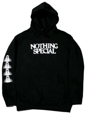 Nothing Special Hoodie black Miehet