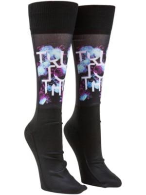 Volcom Ttt Socks black Naiset