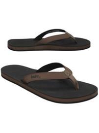 indosole Essentials Sandals soil black top Miehet