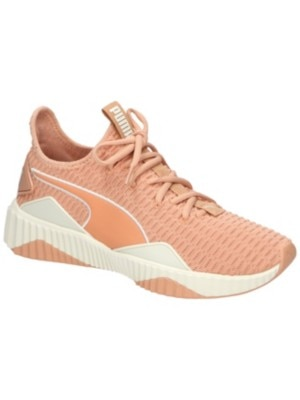 Puma Defy Sneakers dusty coral / whisper white Naiset