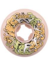 OJ Wheels Scram Dogs 58mm Wheels pink