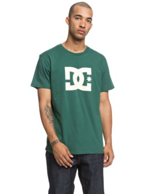 DC Star T-Shirt hunter green Miehet