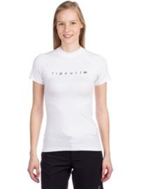Rip Curl Sunny Rays Relaxed Lycra white Naiset